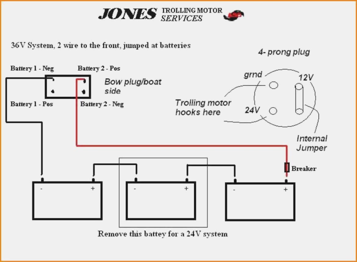 24V Trolling Motor Wiring Diagram | Wiring Diagram - 36 Volt Trolling Motor Wiring Diagram