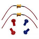 2Pcs 10W 39 Ohm Cnabus Load Resistor For Car Turn Signal Led Bulb   Led Load Resistor Wiring Diagram