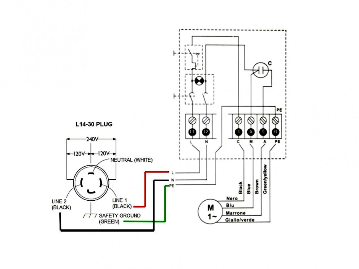 2Wire 220 Air Compressor Wiring Diagram | Wiring Diagram - Air Compressor Wiring Diagram 240V