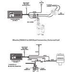 2Wire Distributor Wiring Diagram Msd 6Al Connected To   Wiring Diagram   Msd 6Al Wiring Diagram Ford