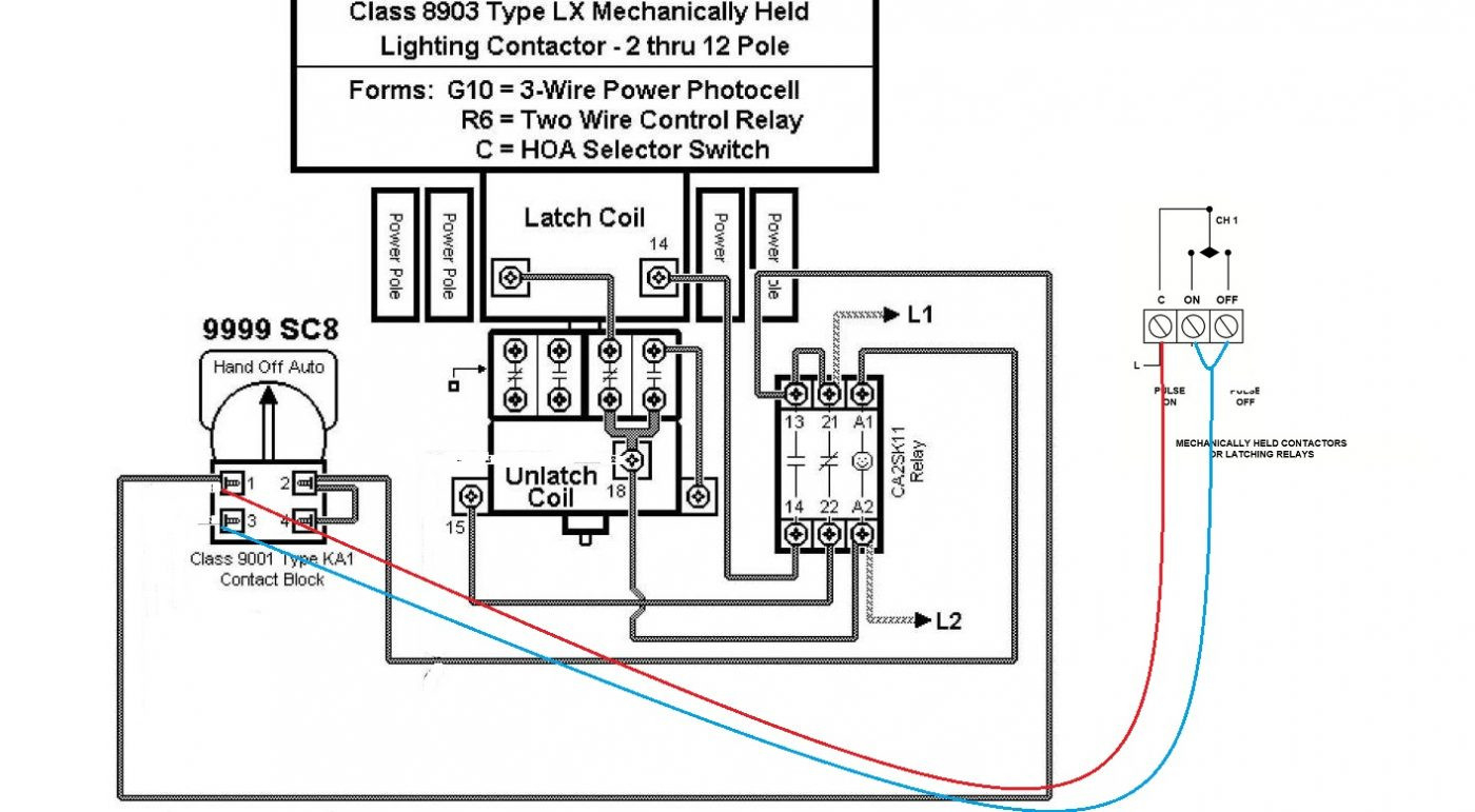 2Wire Photocell Wiring Schematic | Manual E-Books - Photocell Wiring Diagram Pdf