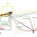 3 5 Mm Audio Jack Wiring Diagram   Wiring Diagram Schema   Stereo Headphone Jack Wiring Diagram