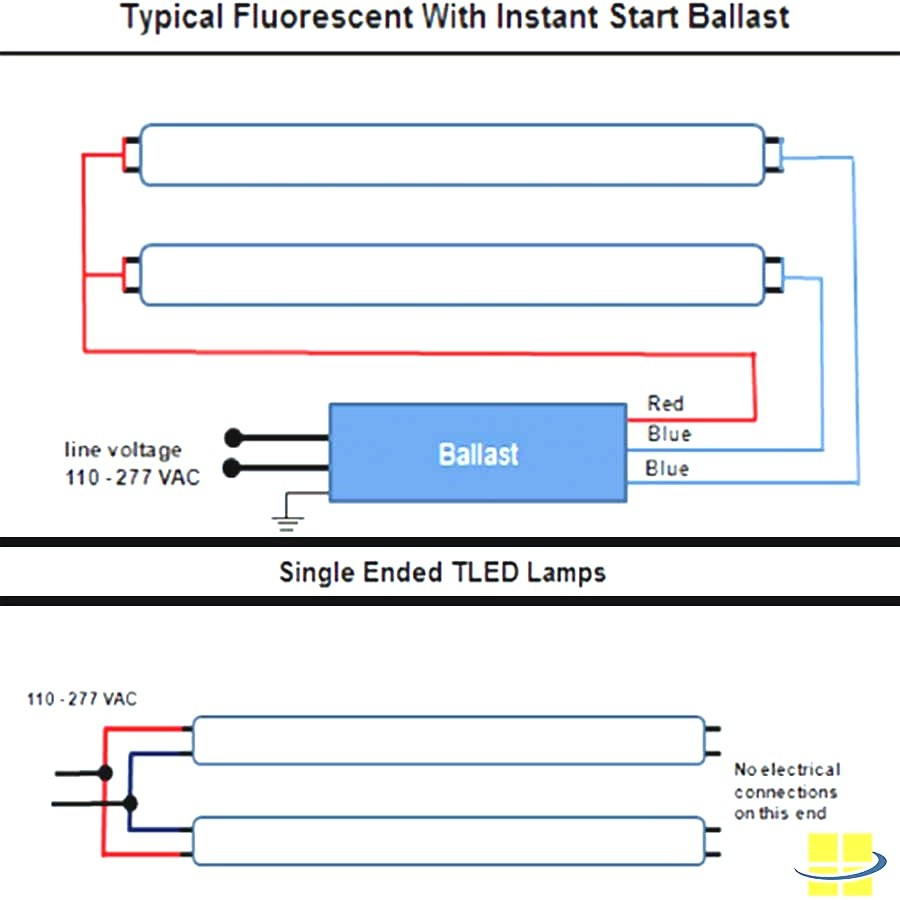 3 Lamp T8 Ballast Wiring Diagram | Wiring Library - 2 Lamp T8 Ballast Wiring Diagram