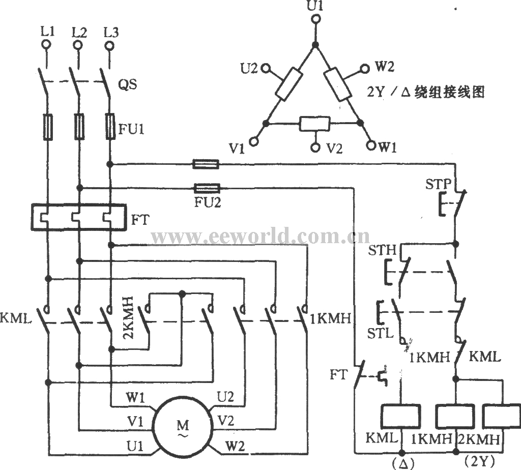 3 Phase Ac Motor Wiring Diagram | Manual E-Books - Three Phase Motor Wiring Diagram