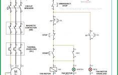 3 Phase Motor Starter Wiring Diagram Pdf