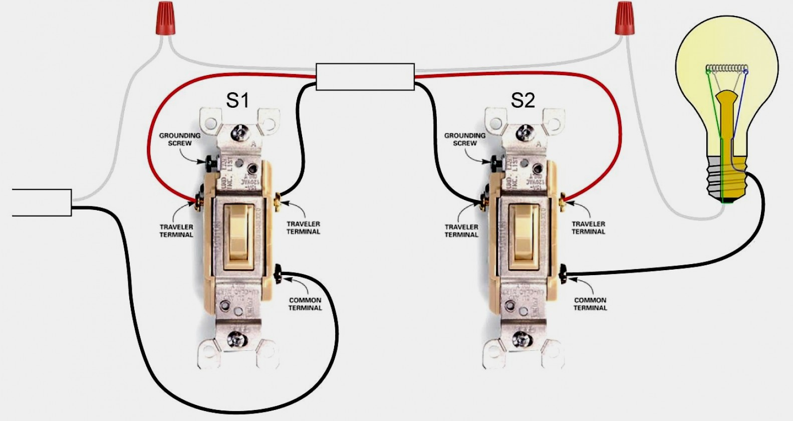 3 Position Switch Wiring Diagram Leviton | Wiring Diagram - Leviton Switch Wiring Diagram
