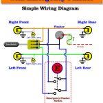 3 Prong Turn Signal Flasher Wiring   Wiring Diagram Detailed   3 Prong Flasher Wiring Diagram