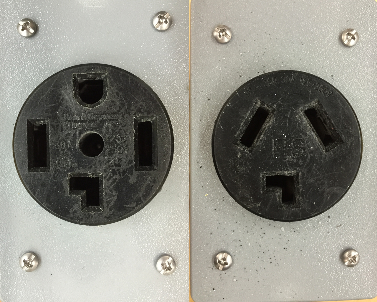 3-Prong Vs 4-Prong Dryer Outlets: What's The Difference? | Fred's - 4 Prong Dryer Outlet Wiring Diagram