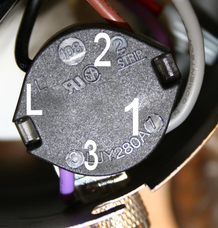 3 Speed Fan Switch 4 Wires Diagram | Shtab - Hunter 3 Speed Fan Switch Wiring Diagram