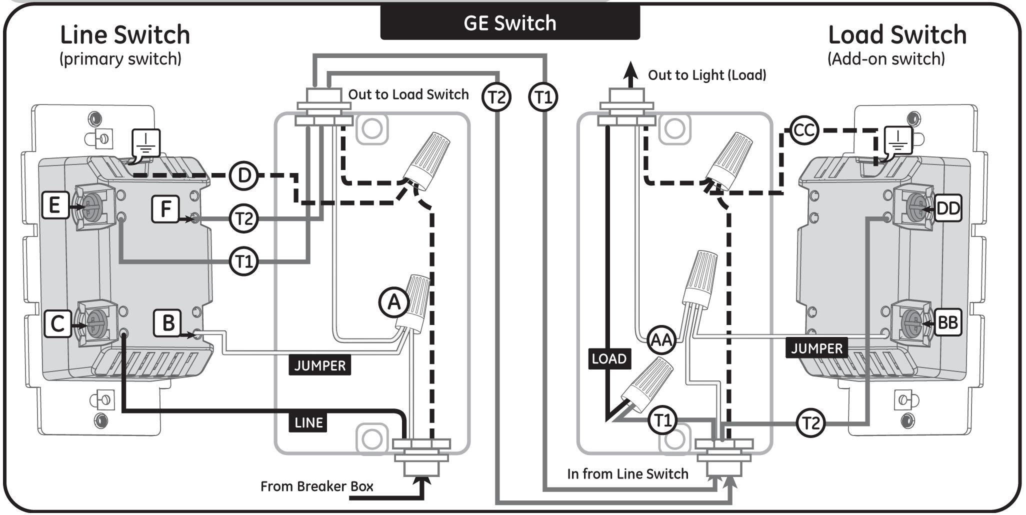 3 Way Dimmer Wiring Single Pole Wiring Diagram For A As | Best - 3 Way Dimmer Switches Wiring Diagram