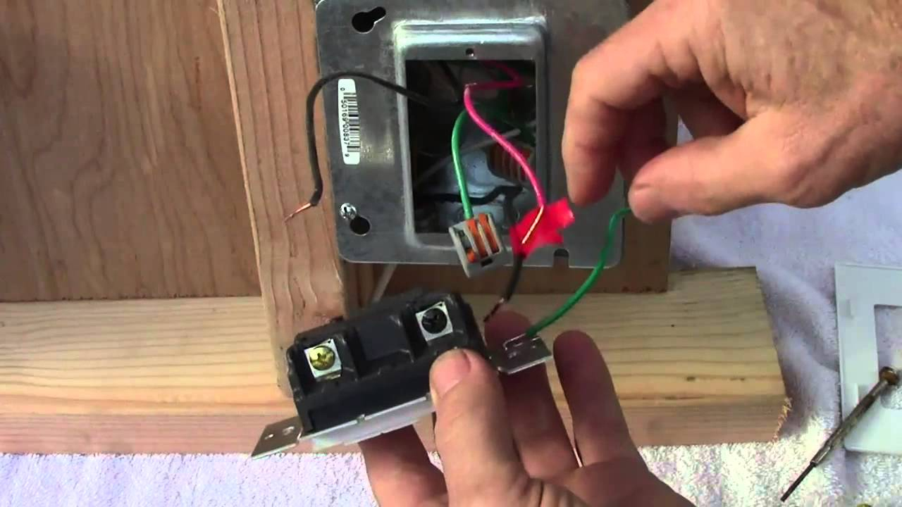 3-Way Switch Install With A Lutron Occupancy Sensing Dimmer And - 3 Way Switch Wiring Diagram
