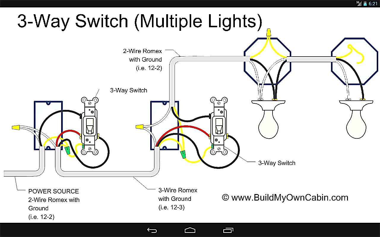 3 Way Switch Wiring Diagram Multiple Lights Luxury Light New - 3 Way Switch Wiring Diagram Multiple Lights