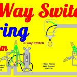 3 Way Switch Wiring Diagrams How To Install   Youtube   Wiring Diagram For 3 Way Switch