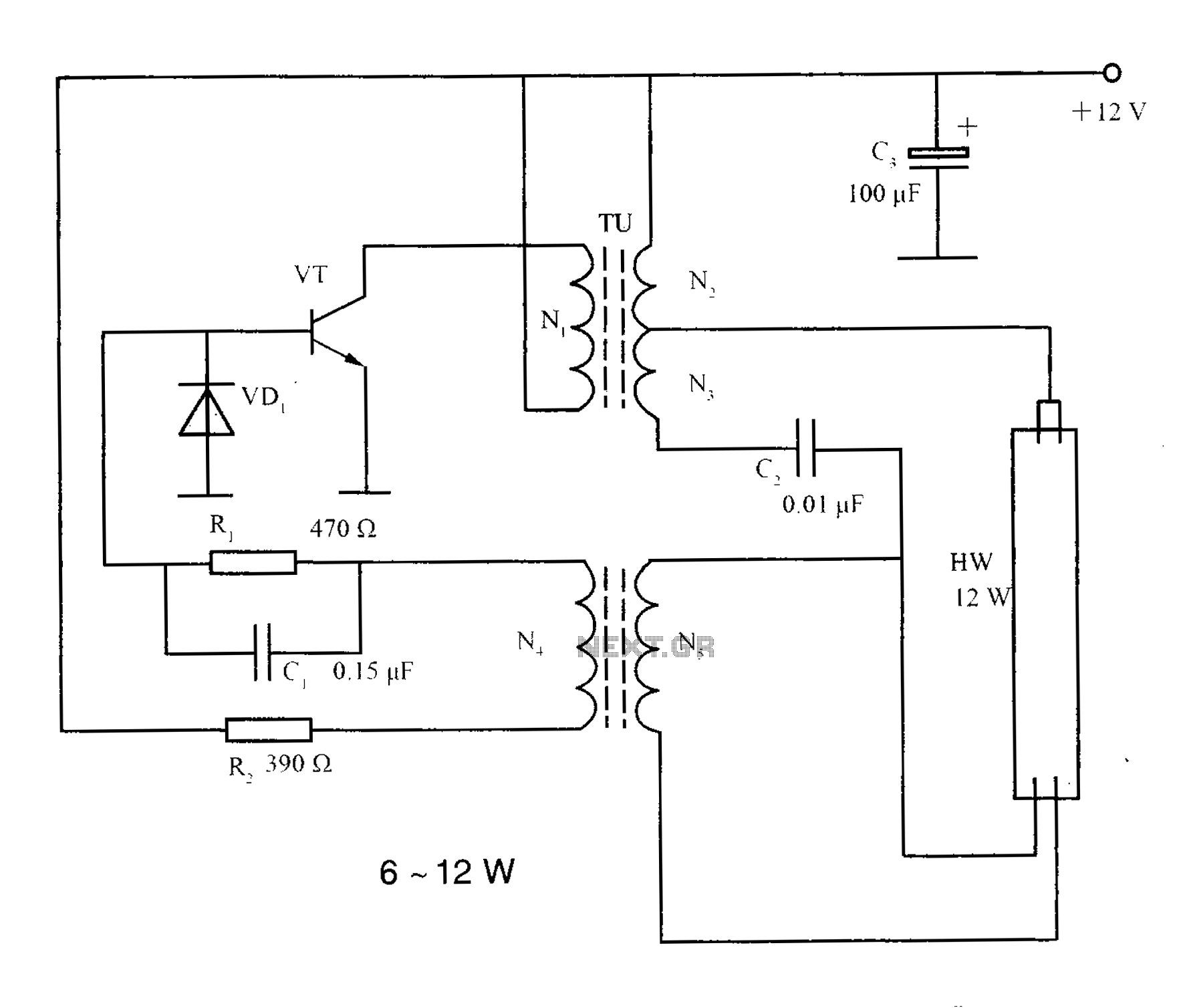 3 Way Touch Lamp Wiring Diagram | Wiring Library - 12 Volt 3 Way Switch Wiring Diagram