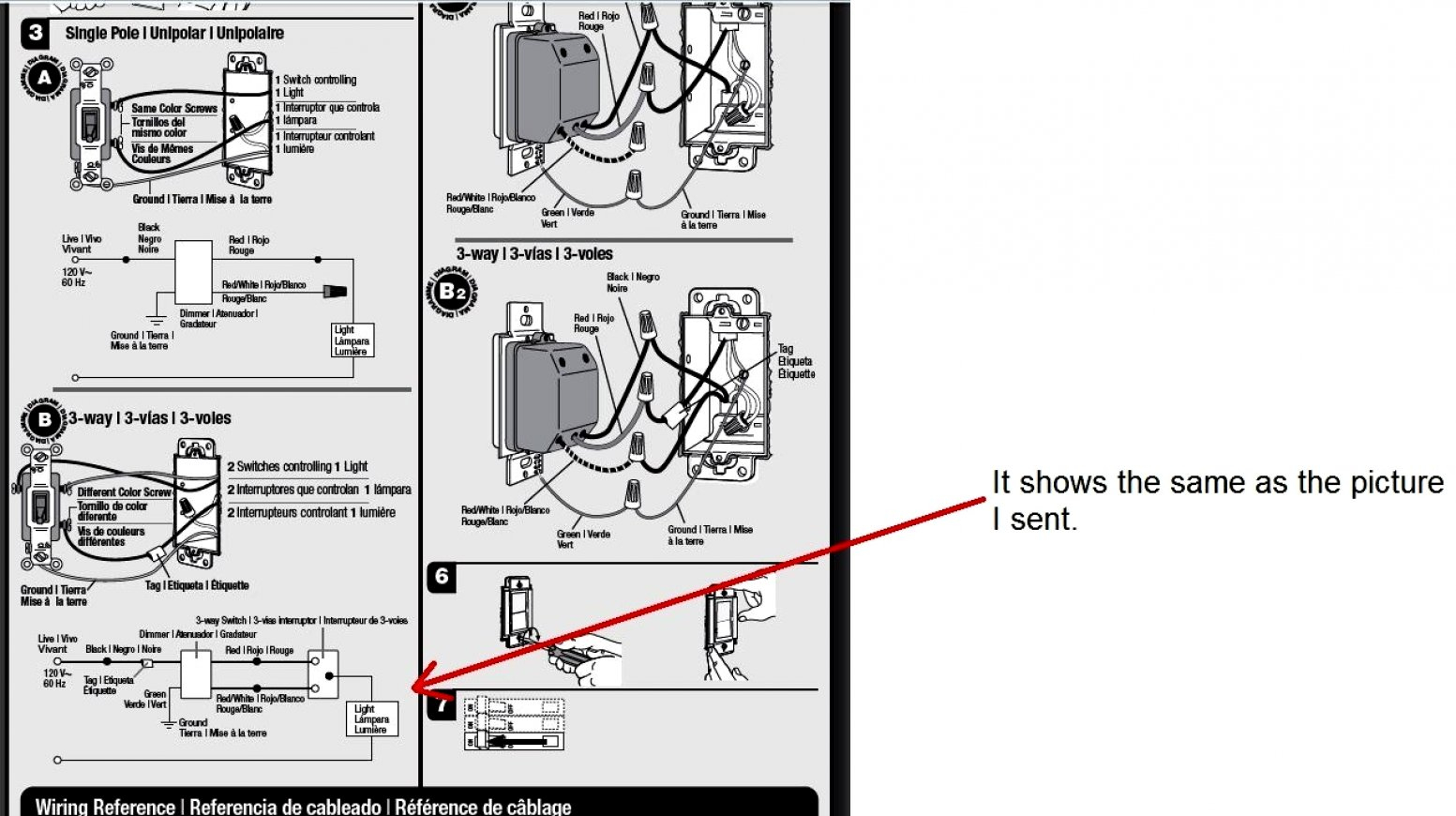 Lutron 3 Way Dimmer Wiring Diagram Manual Guide