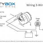 3 Wire Alternator Diagram   Wiring Diagram Data Oreo   2 Wire Alternator Wiring Diagram