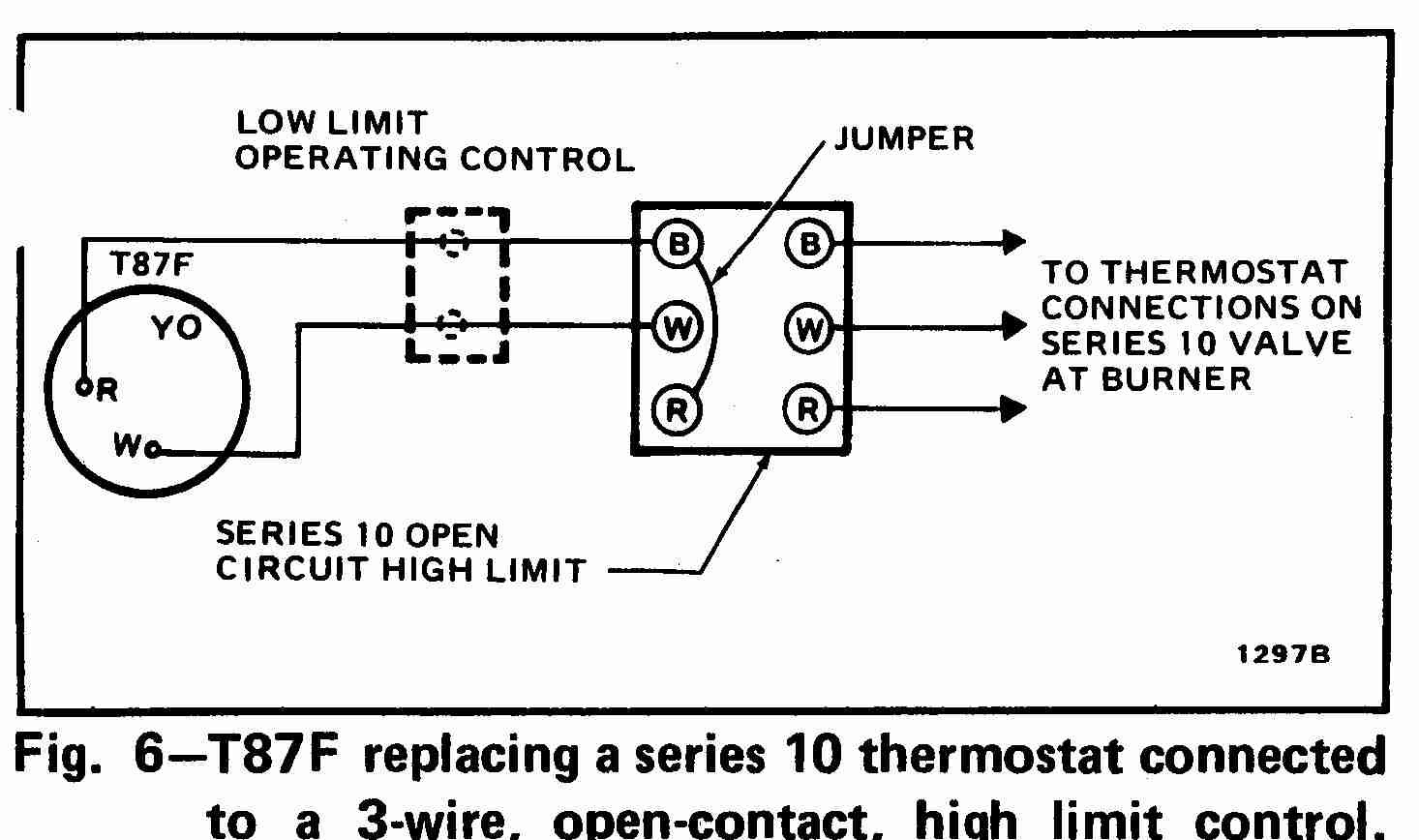 3 Wire Limit Switch Diagram | Wiring Library - Honeywell Fan Limit Switch Wiring Diagram