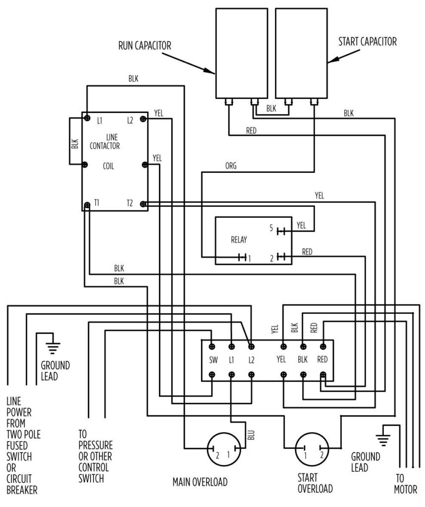 Diagram 3 Wire Submersible Pump Diagram Full Version Hd Quality Pump Diagram Tilldiagram Radd Fr