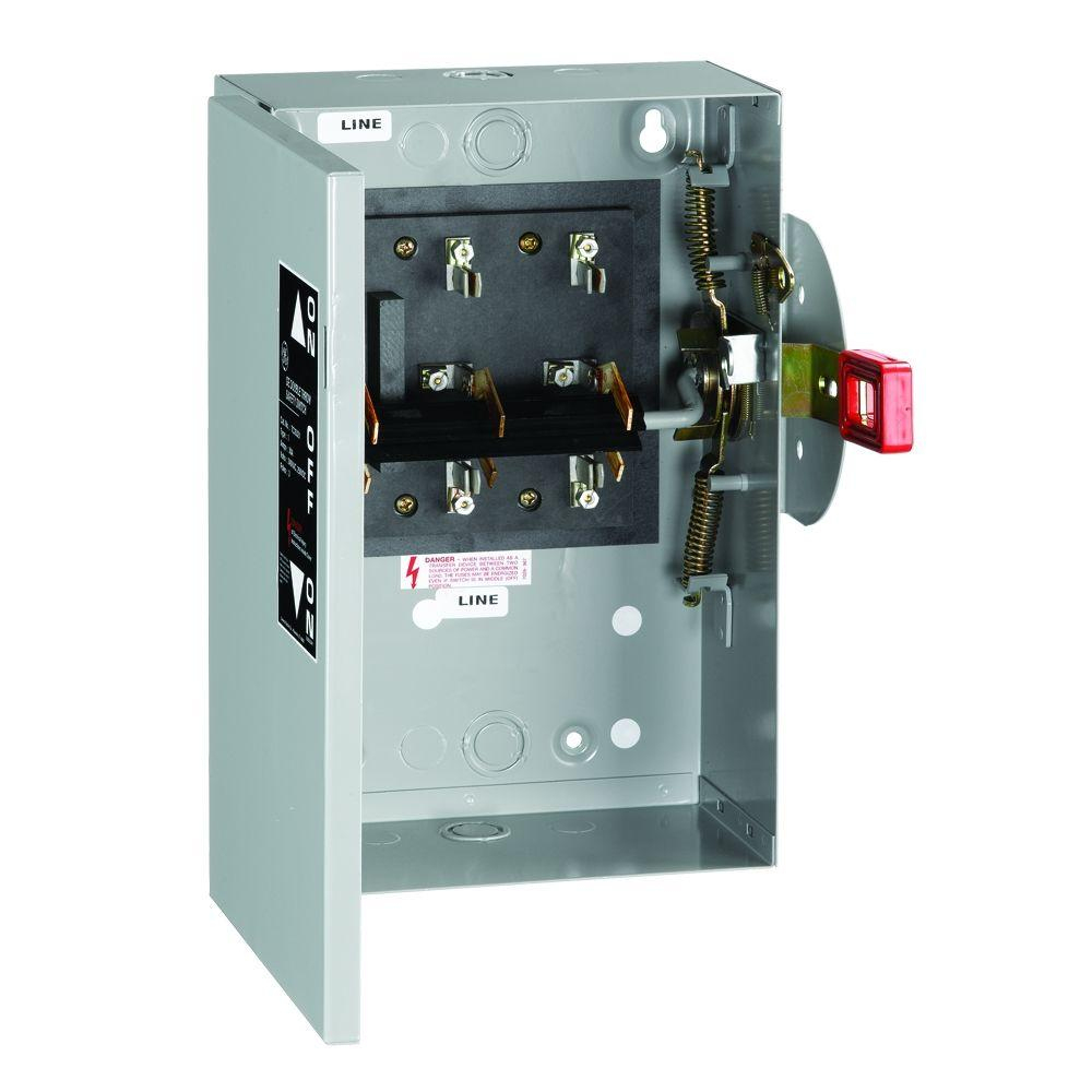 30 Amp Disconnect Breaker Box Wiring Diagram | Wiring Diagram - 30 Amp Disconnect Wiring Diagram