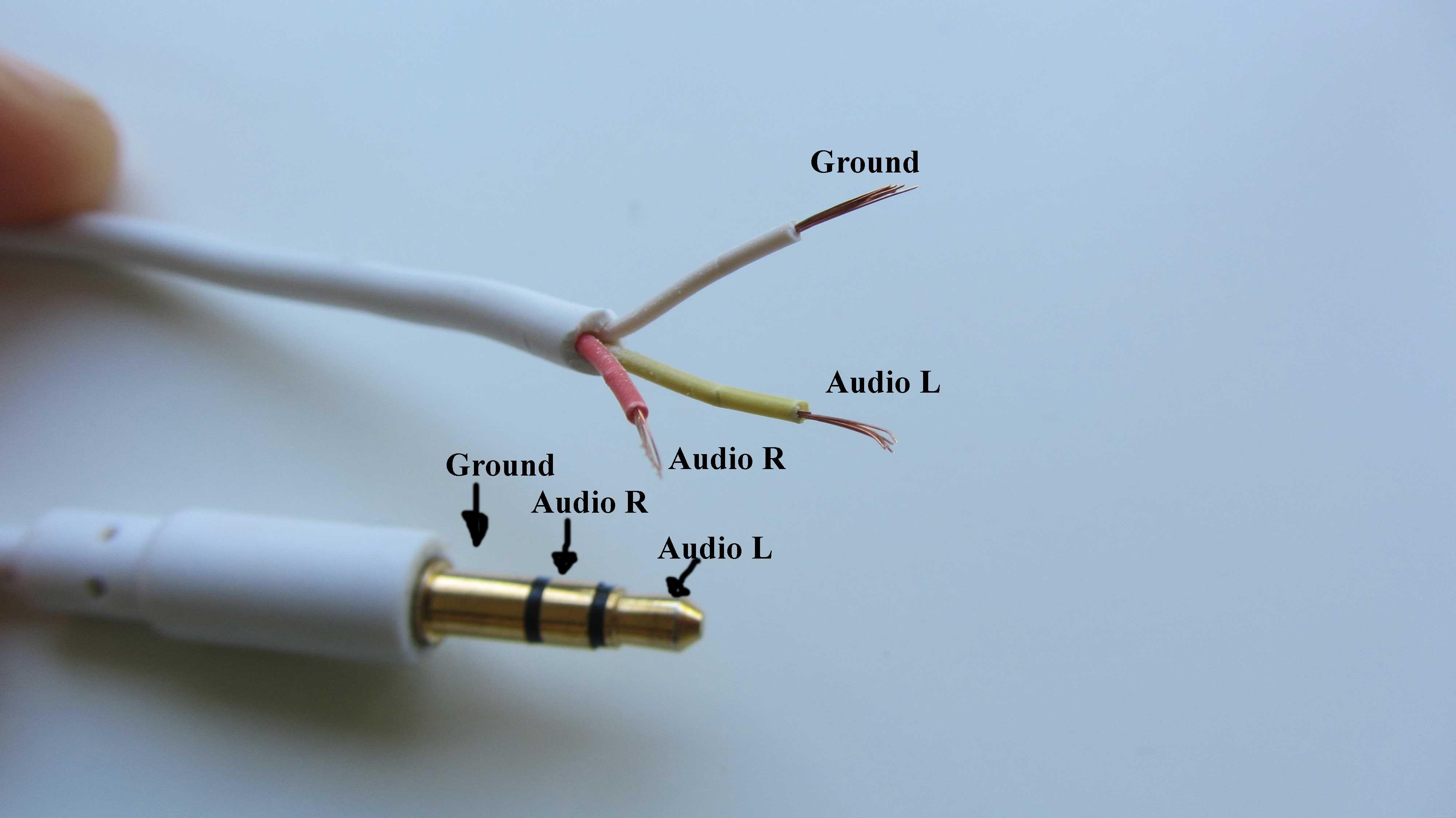 35 Mm Stereo Plug Wiring - Wiring Diagrams Hubs - 3.5 Mm Jack Wiring Diagram