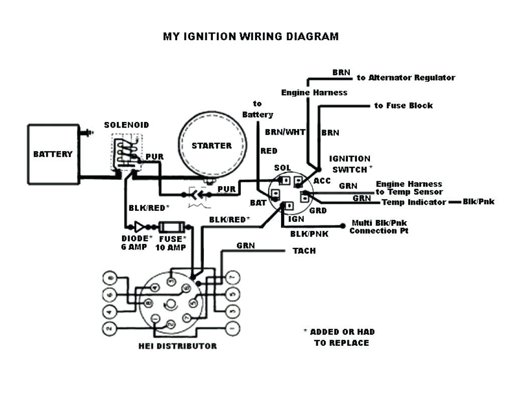 350 Engine Distributor Diagram | Wiring Diagram - Chevy 350 Wiring Diagram To Distributor