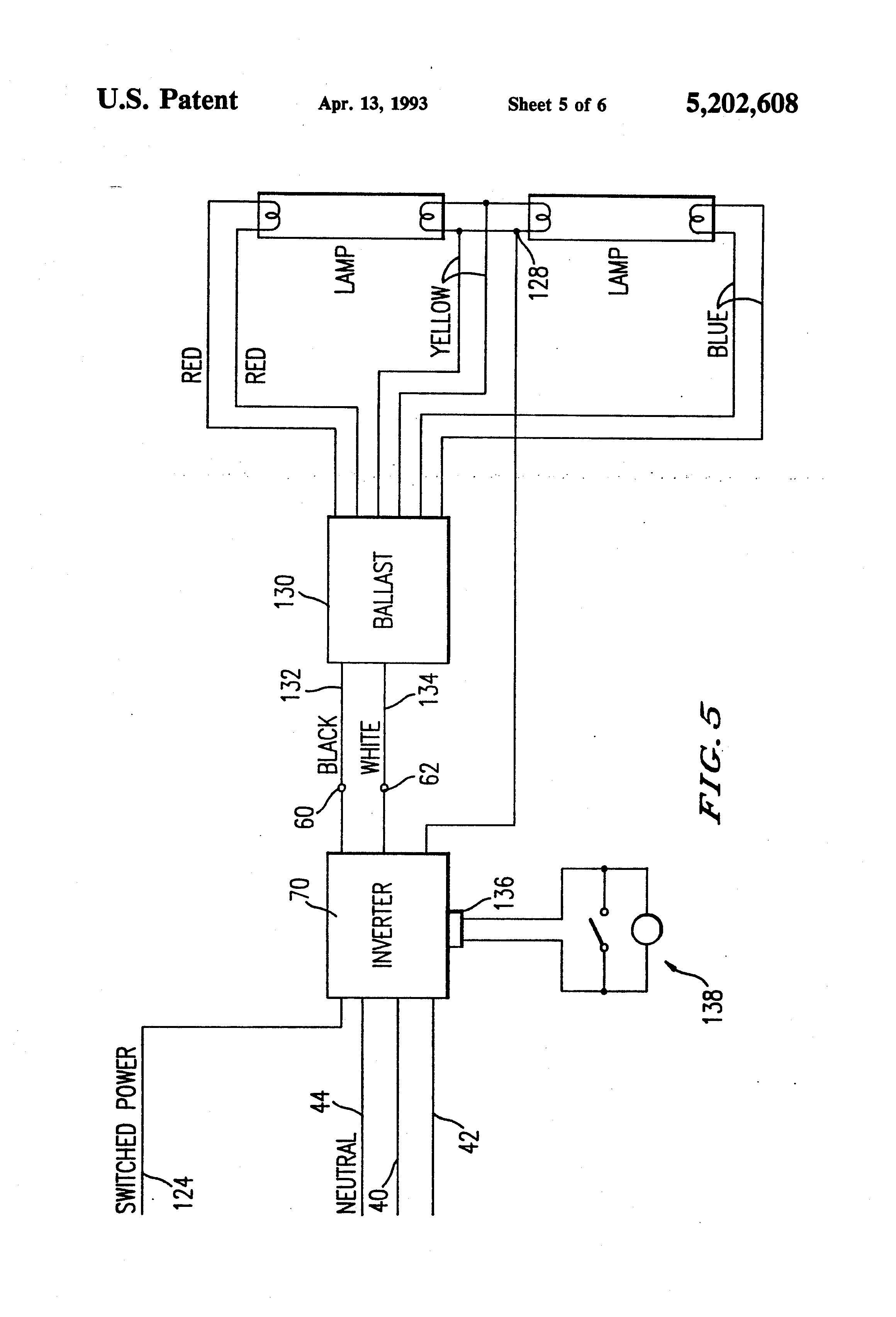 4 Lamp T8 Ballast Wiring Diagram Manual Guide