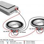 4 Ohm Dual Voice Coil Wiring Diagram Inspirational Kicker Bridge   Kicker Wiring Diagram