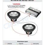4 Ohm To 2 Ohm Wiring | Schematic Diagram   2 Ohm Wiring Diagram