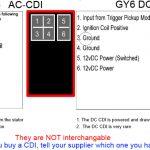 4 Pin Cdi Ignition Wiring Diagram | Wiring Library   6 Pin Cdi Wiring Diagram