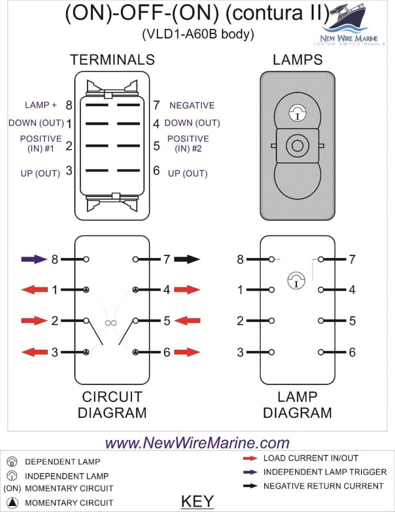4 Pole Relay Wiring Diagram Wiper