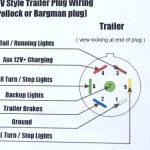 4 Way Trailer Wiring Diagram Ford | Wiring Diagram   4 Prong Trailer Wiring Diagram