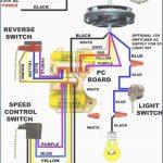 4 Wire Harbor Breeze 3 Speed Ceiling Fan Switch With Capacitor   Hunter Ceiling Fan Switch Wiring Diagram