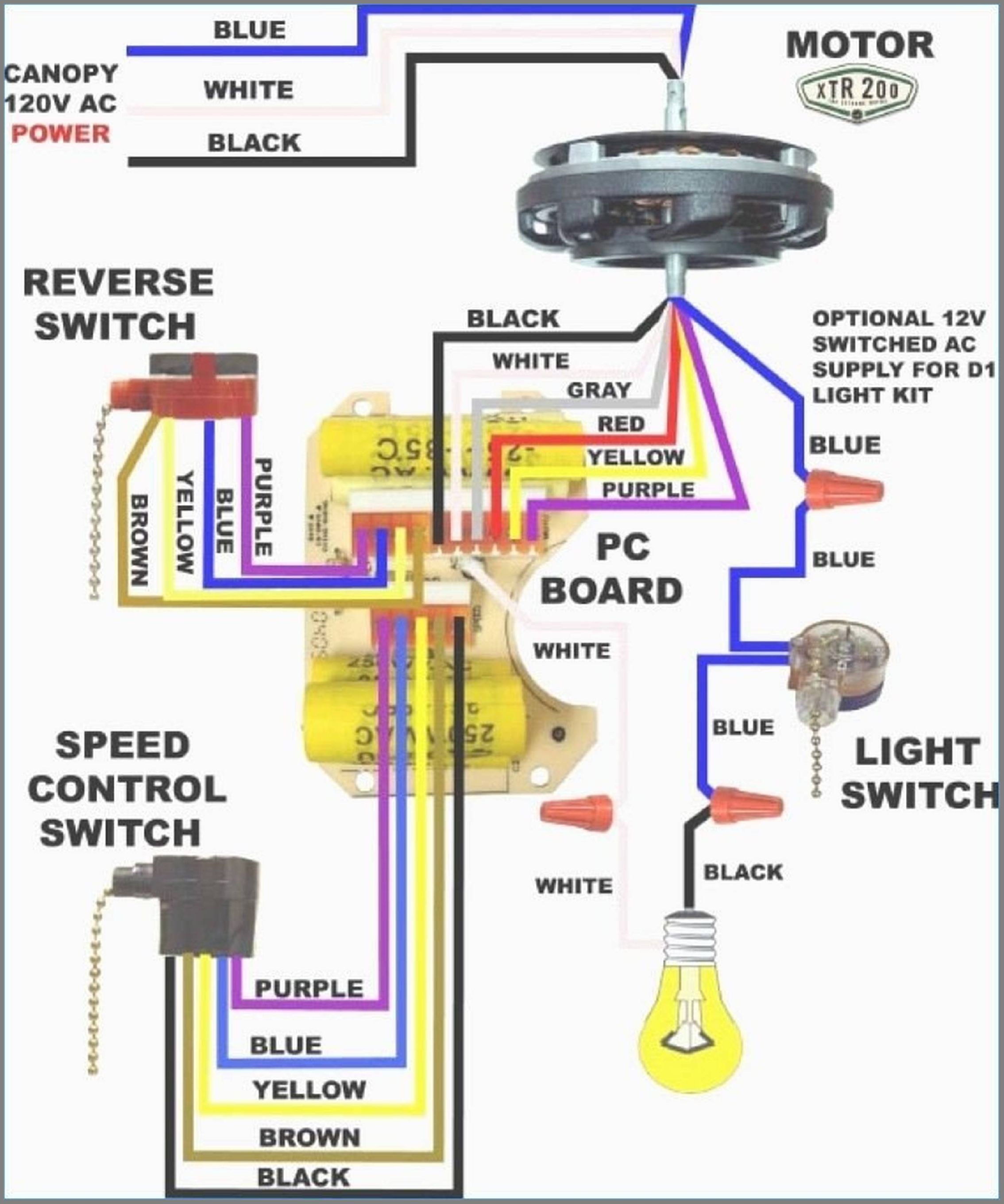 3 Speed Ceiling Fan Motor Wiring Diagram Database