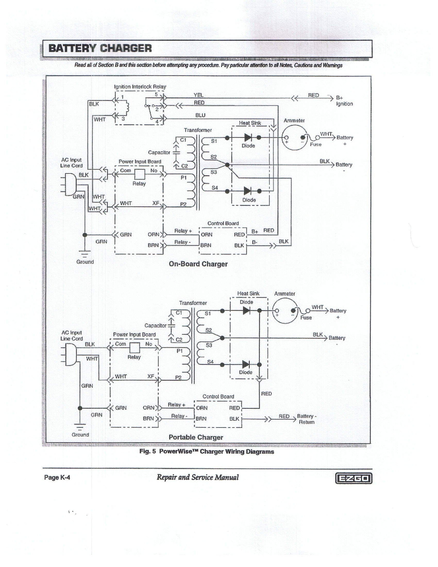 48 Volt Star Golf Cart Wiring Diagram | Wiring Library - Club Car Wiring Diagram 48 Volt