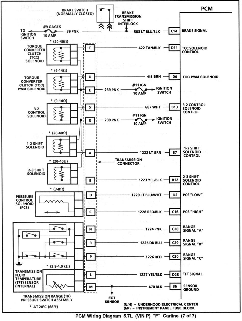 4L60E Wiring Diagram 05 - Wiring Diagram Data Oreo - 4L60E Wiring Harness Diagram