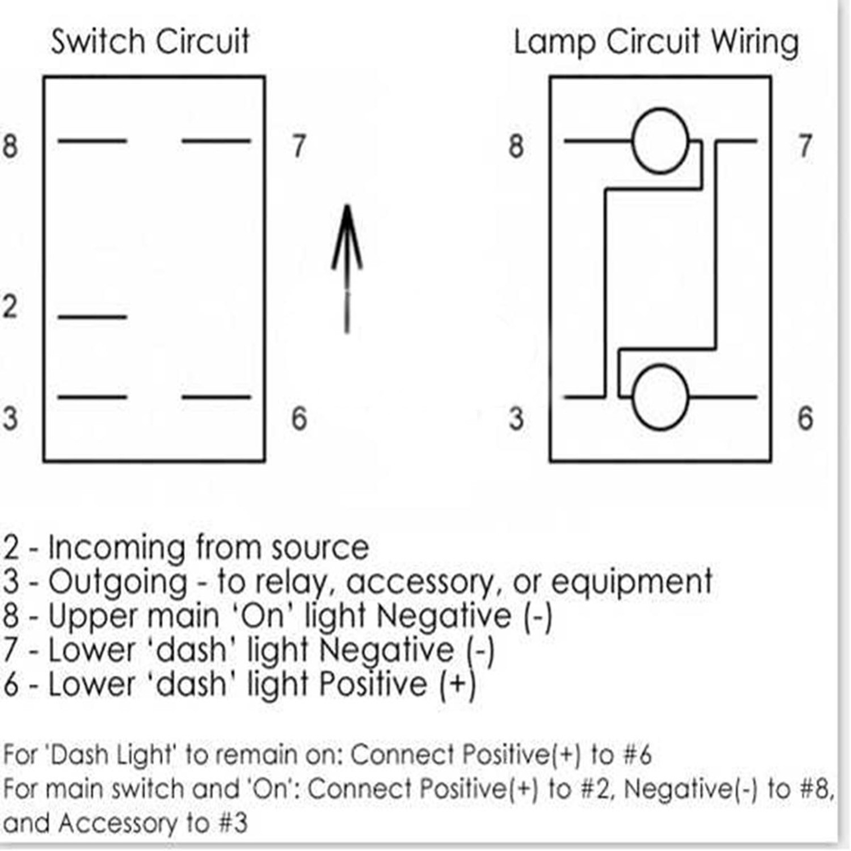 5 Pin Power Window Switch Wiring Diagram | Manual E-Books - 5 Pin Power Window Switch Wiring Diagram