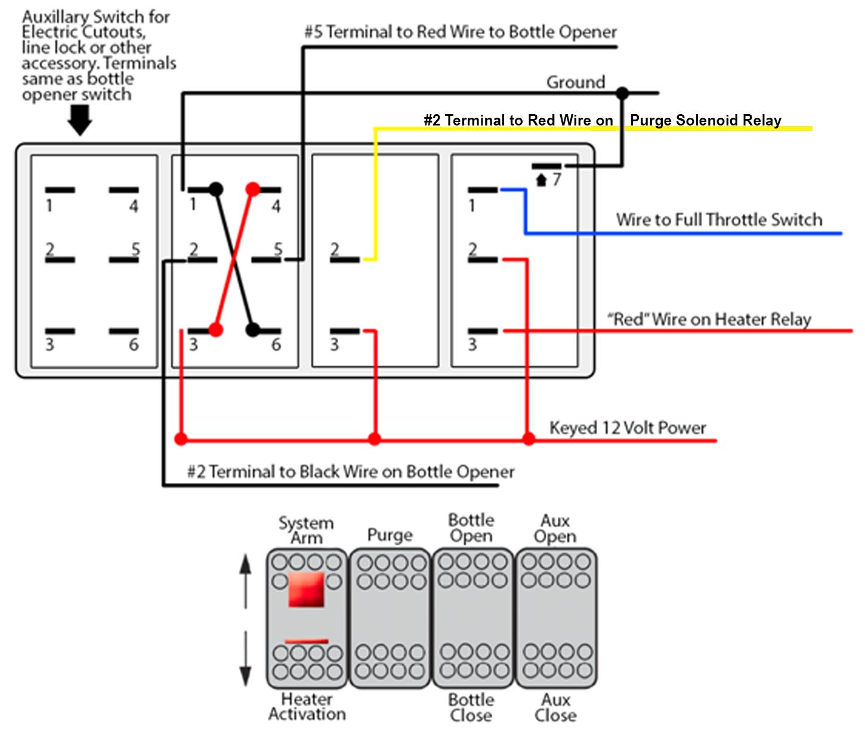 5 Pin Power Window Switch Wiring Diagram | Wiring Diagram - 5 Pin Power Window Switch Wiring Diagram