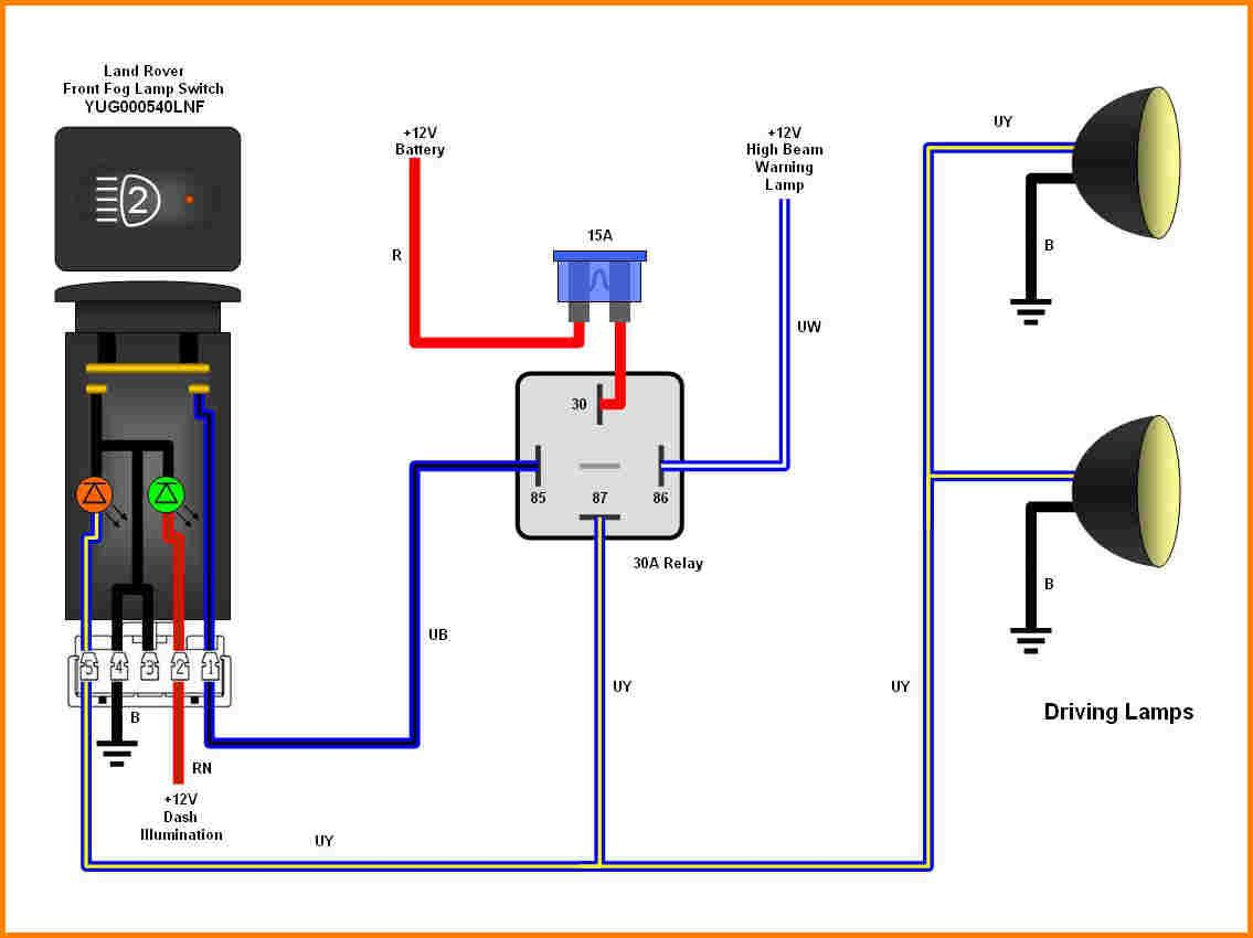 5 Prong Relay Wiring - Wiring Diagram Blog - 5 Prong Relay Wiring Diagram
