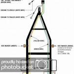 5 Wire Trailer Wiring Diagram | Wiring Diagram   4 Way Trailer Plug Wiring Diagram