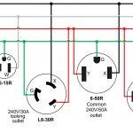 50 Amp Rv Receptacle Wiring Diagram | Wiring Diagram   50 Amp Rv Plug Wiring Diagram