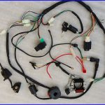 50Cc 70Cc 90Cc 110Cc Wire Harness Wiring Cdi Electric Atv Quad   Chinese Atv Wiring Diagram 50Cc