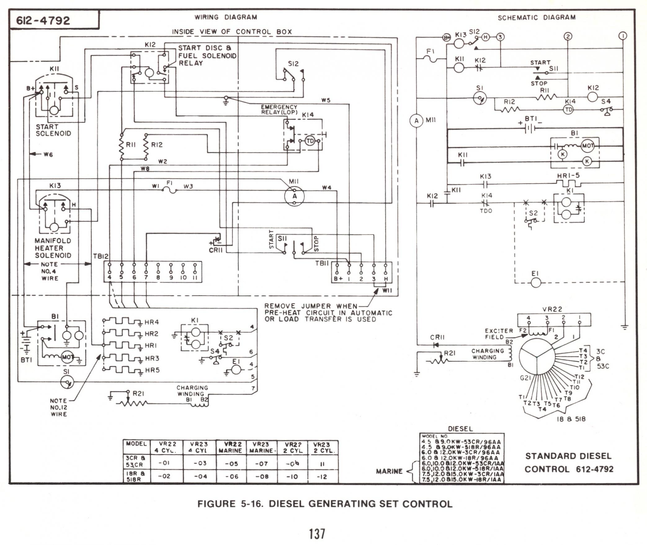 6 5 Onan Rv Generator Wiring Diagram - Today Wiring Diagram - Onan 4.0 Rv Genset Wiring Diagram
