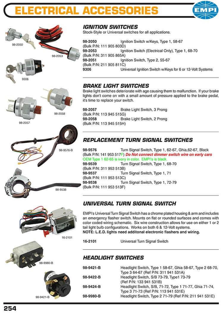 6 Pin Ignition Switch Wiring Diagram | Wiring Diagram - Universal Ignition Switch Wiring Diagram