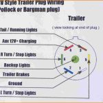 6 Round Trailer Plug Wiring Diagram | Manual E Books   7 Pin Round Trailer Plug Wiring Diagram