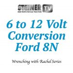6 To 12 Volt Conversion On A Ford 8N   Youtube   Ford 8N 12 Volt Conversion Wiring Diagram