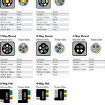 6 Way Plug Wiring Diagram   Wiring Diagrams Click   6 Pin Trailer Wiring Diagram
