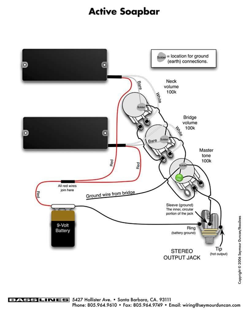 60 S Jazz Bass Wiring Diagram | Wiring Diagram - Fender Jazz Bass Wiring Diagram