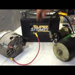64 72 Charging System Wire Up Using Gm 3 Wire Internally Regulated   Gm 1 Wire Alternator Wiring Diagram
