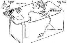 Universal Fuel Gauge Wiring Diagram