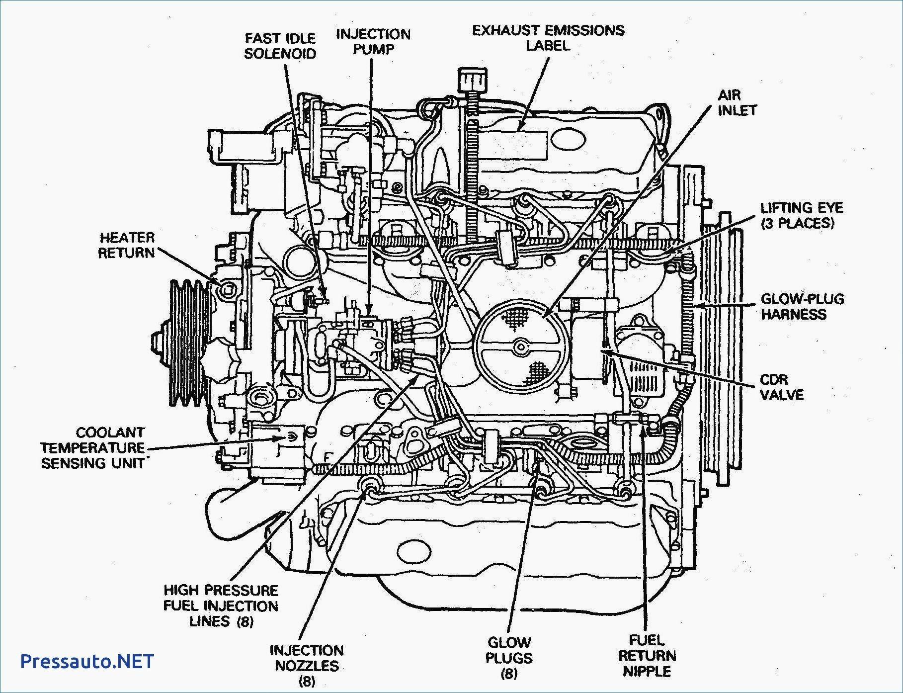 7 3 Glow Plug Wiring Harness - Wire Center • Regarding 7.3 Idi Glow - 7.3 Idi Glow Plug Controller Wiring Diagram